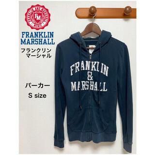 フランクリンアンドマーシャル(FRANKLIN&MARSHALL)のFRANKLIN MARSHALL フランクリンマーシャル パーカー Sサイズ(パーカー)