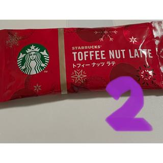 スターバックスコーヒー(Starbucks Coffee)のスターバックス トフィーナッツラテ!(コーヒー)