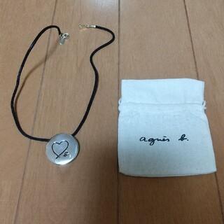 agnes b. - アニエスベー ネックレス ❮新品❯