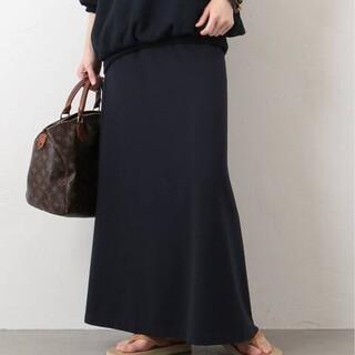 DEUXIEME CLASSE - Deuxieme Classe ドゥーズィエムクラス Jerseyフレアスカート