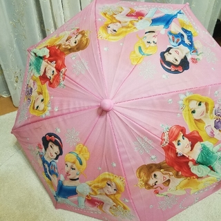 ディズニー(Disney)のキッズ傘(傘)