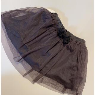 ザラ(ZARA)のキッズ ZARA チュールスカート (スカート)