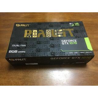 Palit GeForce GTX1070 8GB DUAL