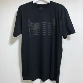 Chrome Hearts - CHROME HEARTS クロムハーツ スカル 星条旗 Tシャツ JPタグ L