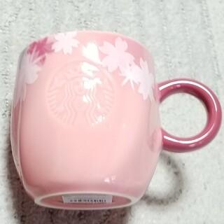 Starbucks Coffee - 新品 スターバックス マグカップ サクラ 2019 ブライトピンク 355ml