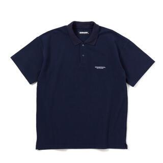 ネイバーフッド(NEIGHBORHOOD)のNEIGHBORHOOD 21SS LOGIC/C-POLO NAVY S(ポロシャツ)