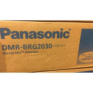 Panasonic - パナソニックDMR-BRG2030 BDレコーダー2TB 6チューナーWi-Fi