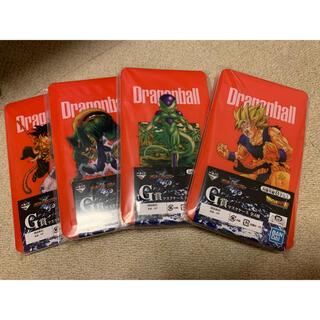 ドラゴンボール - ドラゴンボール 一番くじ オムニバスZ マスクケース全4種コンプリートセット