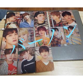 セブンティーン(SEVENTEEN)のHYBE SEVENTEEN photocard バーノン(K-POP/アジア)