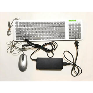 SONY - ソニー SONY バイオ VAIO キーボード マウス ACアダプター セット