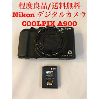 Nikon - 【美品】Nikon デジタルカメラ COOLPIX A900 光学35倍 4K