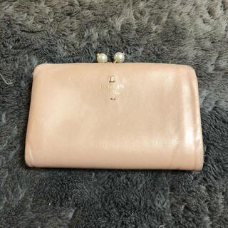 ランバンオンブルー(LANVIN en Bleu)のランバンオンブルー 財布 ピンク(財布)