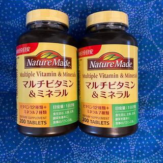 ネイチャーメイド マルチビタミン&ミネラル 100日分(ビタミン)