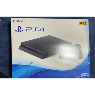 PlayStation4 - 新品未使用 SONY PlayStation4 本体  PS4 500G