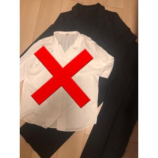 ユニクロ(UNIQLO)のユニクロ レディース スーツ セット(スーツ)