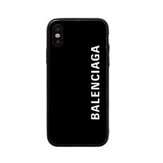 バレンシアガ(Balenciaga)のバレンシアガ ガラスケース iPhoneケース u3923h(iPhoneケース)