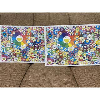 正規品 未使用 村上隆 パズル  ジグソーパズル カイカイキキ 1000ピース(版画)
