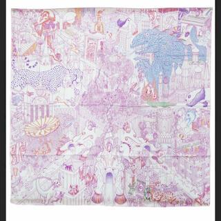 エルメス(Hermes)のエルメス スカーフ カレ(バンダナ/スカーフ)