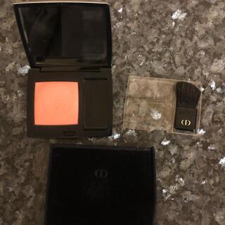 Christian Dior - ディオールスキン ルージュブラッシュ601 ホログラム