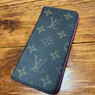 ルイヴィトン(LOUIS VUITTON)のLouis Vuitton スマホケース(iPhoneケース)