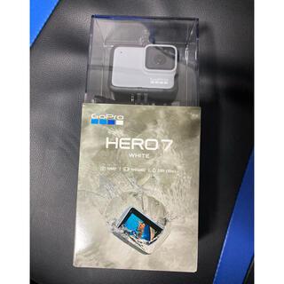 GoPro - 【新品】  GoPro HERO7 whiteアクションカメラ ビデオカメラ