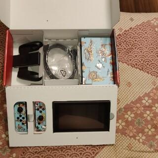 Nintendo Switch - 値引き不可Switch本体 全てセット 使用2回 ソフト2点