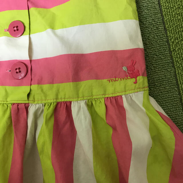 KP(ニットプランナー)のkp ワンピース100 キッズ/ベビー/マタニティのキッズ服女の子用(90cm~)(ワンピース)の商品写真
