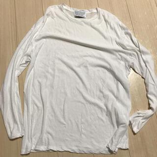 スタイルナンダ(STYLENANDA)のスタイルナンダ シースルー ロンティー ロンT 白 ホワイト (Tシャツ(長袖/七分))