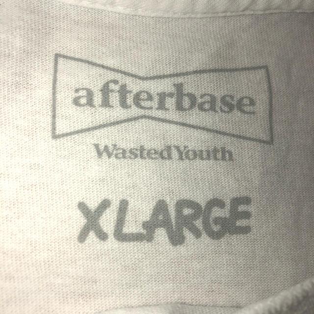 AFTERBASE(アフターベース)のWastedyouth Afterbase Tシャツ Verdy  メンズのトップス(Tシャツ/カットソー(半袖/袖なし))の商品写真