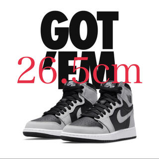NIKE - AIR JORDAN 1 HIGH 26.5cm