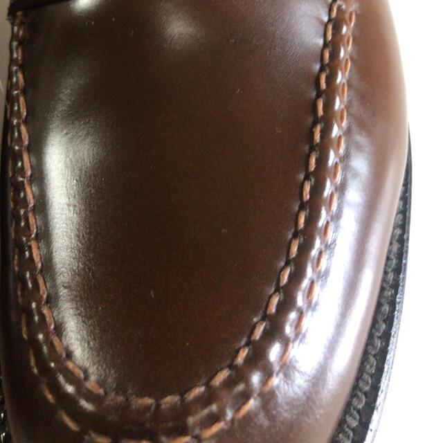 Alden(オールデン)のcrazyRRLFUh様専用です。オールデンローファー シガーコードバン メンズの靴/シューズ(ドレス/ビジネス)の商品写真