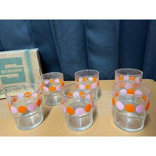 東洋佐々木ガラス - 未使用 佐々木ガラス コップ グラス サンエス ハードストロング 昭和レトロ