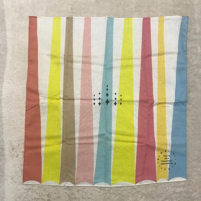 新品、東京スカパラダイスオーケストラのバンダナ レディースのファッション小物(バンダナ/スカーフ)の商品写真