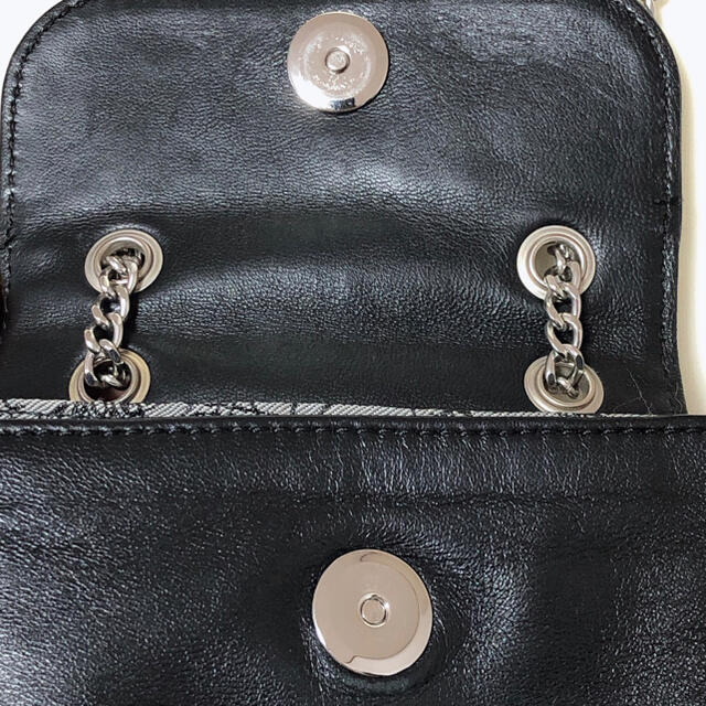 Vivienne Westwood(ヴィヴィアンウエストウッド)のレザー  ミニショルダー ハンドバッグ ツーウェイ 地雷系 量産型 レディースのバッグ(ショルダーバッグ)の商品写真