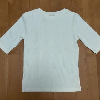 ジーユー(GU)の新品 GU トップス Lサイズ(Tシャツ(長袖/七分))