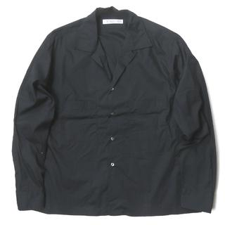 インディヴィジュアライズドシャツ(INDIVIDUALIZED SHIRTS)のINDIVIDUALIZED SHIRTS コットンポプリンオープンカラーシャツ(シャツ)