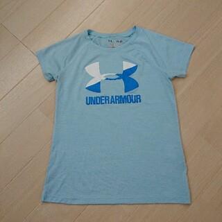 アンダーアーマー(UNDER ARMOUR)のアンダーアーマーTシャツ  半袖Tシャツ YLG(150cm)(Tシャツ/カットソー)