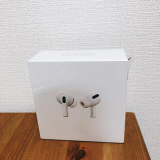 Apple - 【新品未開封】正規品 AirPods pro MWP22J/A本体