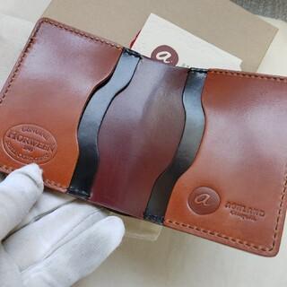 Alden - シェルコードバン ワイルドスワンズ ガンゾ ganzo 土屋鞄 財布 ポーター