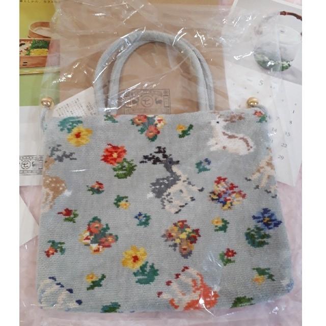 FEILER(フェイラー)のフェイラー 中川政七 巾着バッグ レディースのバッグ(トートバッグ)の商品写真