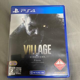 プレイステーション4(PlayStation4)のバイオハザード8 Village(家庭用ゲームソフト)