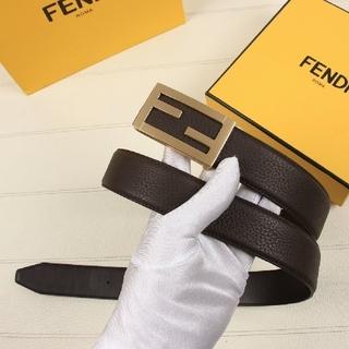 FENDI - FENDIフェンディ ベルト 美品 エレガント 本革