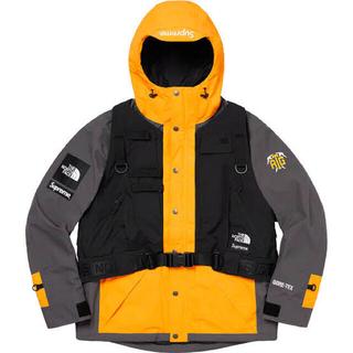 Supreme - supreme the north face rtg jacket vest