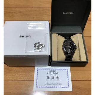 SEIKO - 美品 希少廃盤セイコー SARB033 /SEIKO  6R15 腕時計