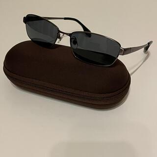 トランスコンチネンツ(TRANS CONTINENTS)のサングラス 偏光レンズ メンズ トランスコンチネンツ メタルサングラス(サングラス/メガネ)
