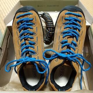 キーン(KEEN)のKEEN CATHAY SPICE / ORION BLUE 24cm(スニーカー)