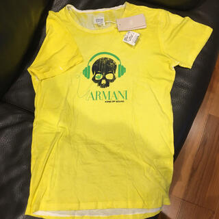 ARMANI JUNIOR - 新品アルマーニTシャツ