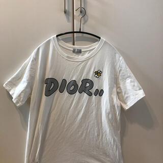 ディオール(Dior)のDIOR×KAWS Tシャツ(Tシャツ(半袖/袖なし))