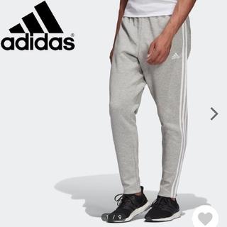 アディダス(adidas)のアディダス マストハブ 3ストライプス テーパード パンツ GUU19(その他)