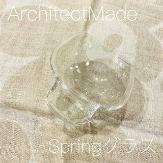 iittala - 【新品/廃盤】Springアーキテクトメイドスプリンググラス